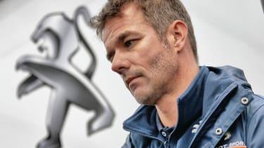 Peugeot Sport - Sebastian Loeb header
