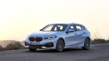 New BMW 1 Series 2019