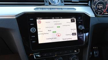 Volkswagen Arteon - Navigation
