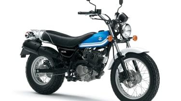 Best 125cc bikes - Suzuki Vanvan