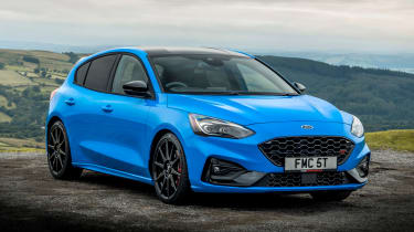 Ford Focus ST Edition - front static