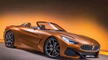 BMW Concept Z4 - front