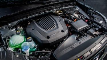 Volvo XC40 T5 Twin Engine - engine