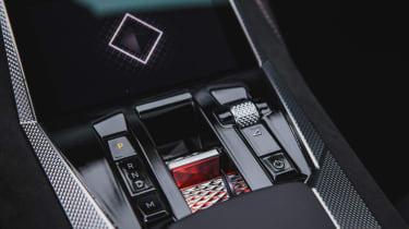 DS 4 - centre console