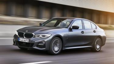 BMW 520e - tracking