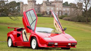 Lamborghini Countach Cholmondeley