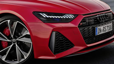 Audi RS 7 Sportback - front detail