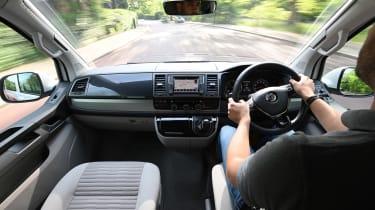 Volkswagen California Ocean long termer - first report driving