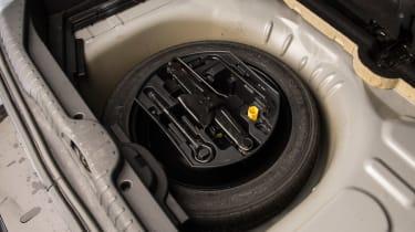 Used Citroen C3 Picasso - spare wheel