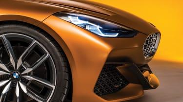 BMW Concept Z4 - front detail