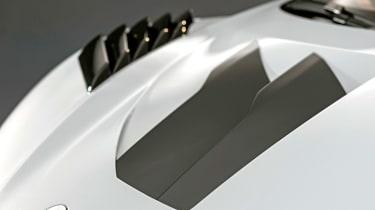 Audi R8 LMS GT2 - bonnet