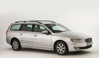 Used Volvo V70 - front