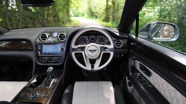 Bentley Bentayga V8 - Interior