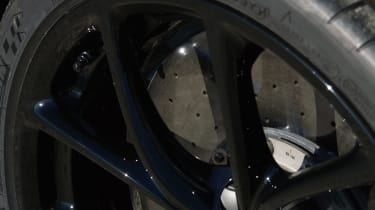 Bugatti Chiron - wheel
