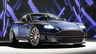 Aston Martin Vanquish by Callum - front