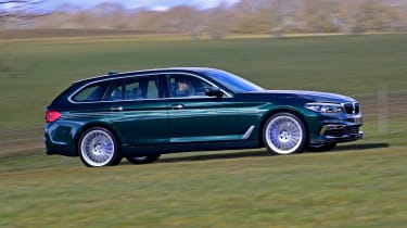 Alpina B5 Touring - side