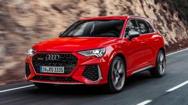 Audi RS Q3 - front action