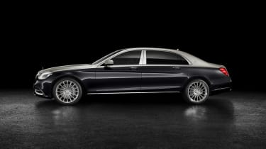 Mercedes-Maybach S-Class side