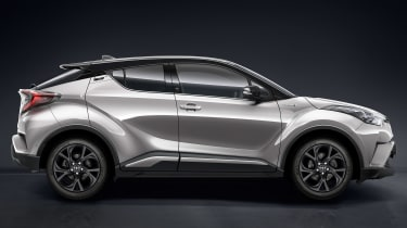 Toyota C-HR Limited Edition - side