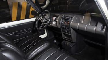 RM Sotheby's 2017 Paris auction - 1983 Renault 5 Turbo 2 interior
