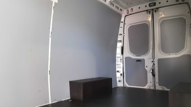 IVECO Daily - load bay