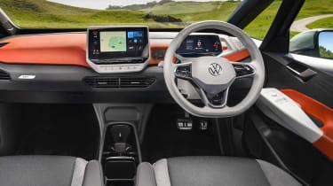 Volkswagen ID.3 - dash