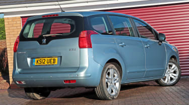 Used Peugeot 5008 - rear