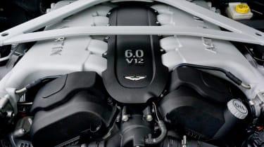New Aston Martin DB9 engine