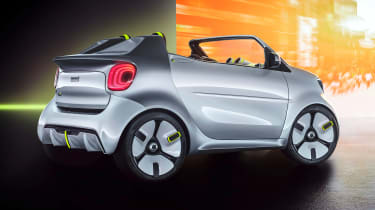 Smart forease concept - rear