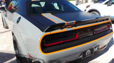 Dodge Challenger GT AWD rear
