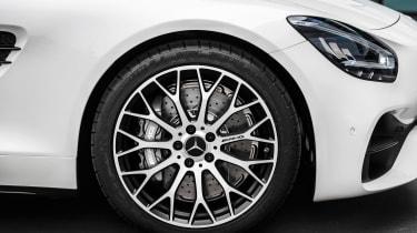 Mercedes-AMG GT - wheel