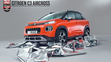 Citroen C3 Aircross - 2019 Small SUV of the Year