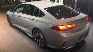 Frankfurt - Vauxhall Insignia GSi - rear