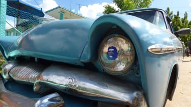 Cuba feature - headlight