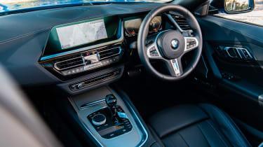 BMW Z4 - interior