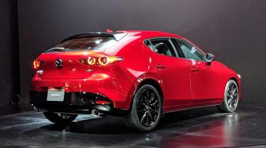 Mazda 3 -LA Motor Show - rear