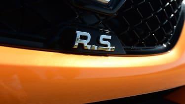 Renault Megane RS - RS badge