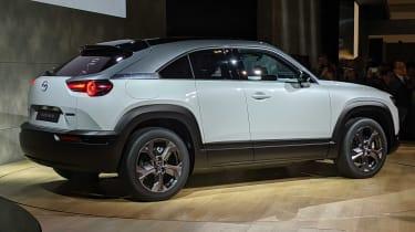 New Mazda MX-30 rear