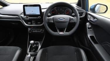 Ford Fiesta ST - dash