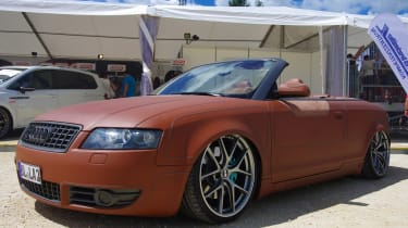 Leather car - Worthersee