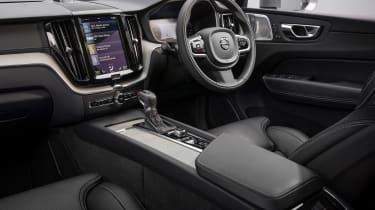Volvo XC60 D4 - cabin