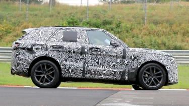 Range Rover SVR - spyshot 3