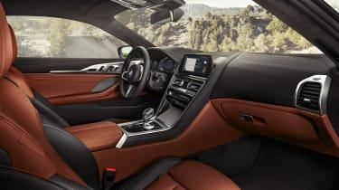 BMW 8 Series - cabin
