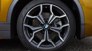 2018 BMW X2 - wheel