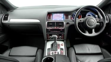 Used Audi Q7 - dash