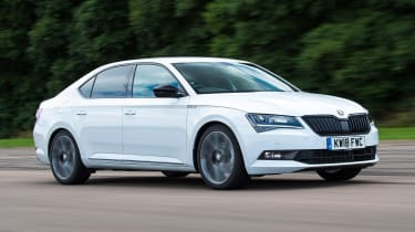 Most reliable used cars 2021 - Skoda Superb