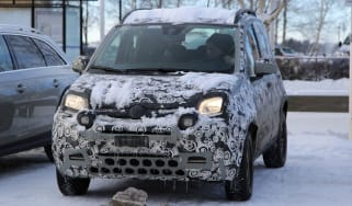 Fiat Panda Cross facelift 1