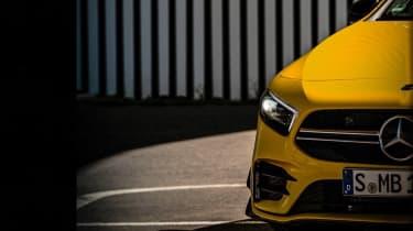 Mercedes-AMG A 35 - front teaser
