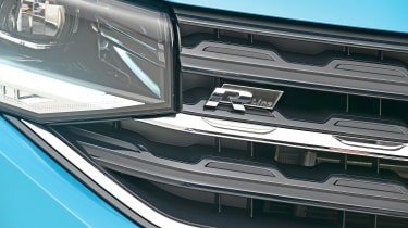 Volkswagen T-Cross - studio R-Line badge