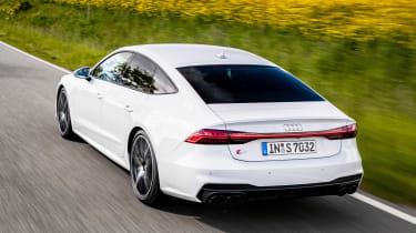 New Audi S7 Sportback - rear